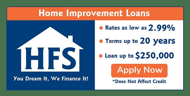 HFS Financial Partner Button